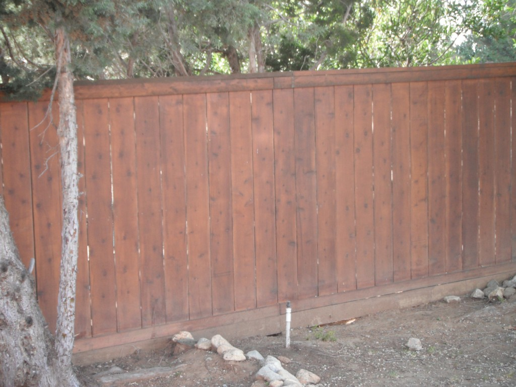 Redwood Vs Cedar >> Cedar And Redwood Fencing Potter Fence Co Santa Clarita 661 254